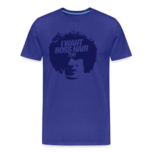 EFC Boss Hair - Men's Premium T-Shirt