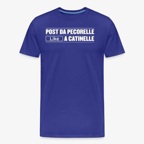 pecorelle2 png - Maglietta Premium da uomo