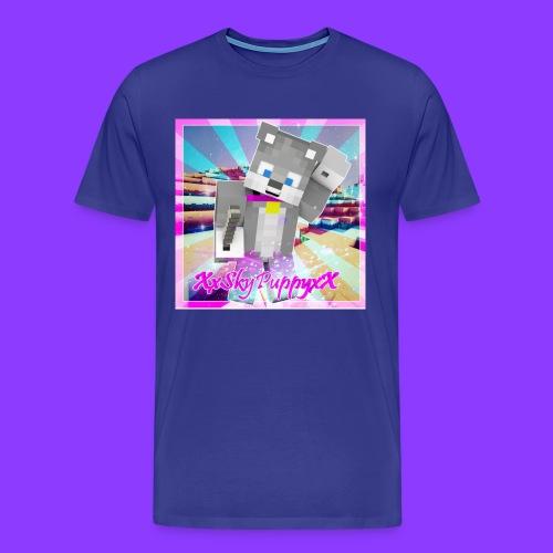 XxSkyPuppyxX Profile Picture jpg - Men's Premium T-Shirt