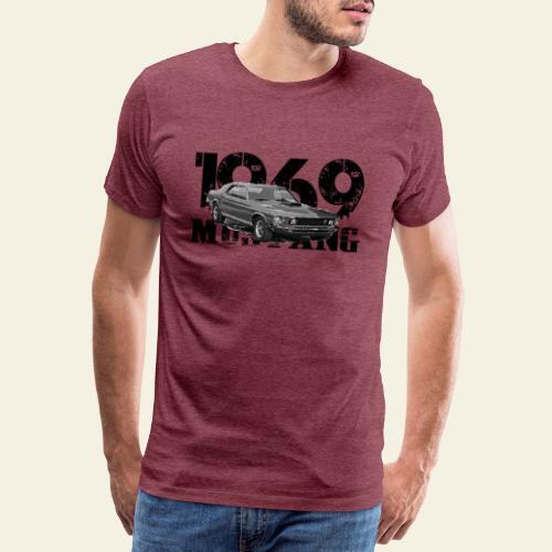 1969 - Herre premium T-shirt