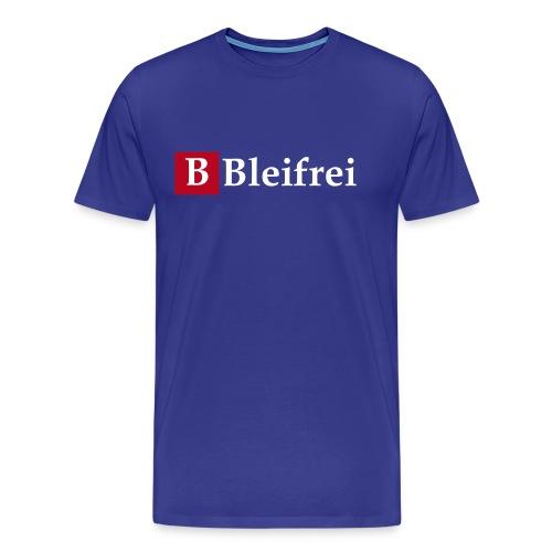 bleifrei - Männer Premium T-Shirt