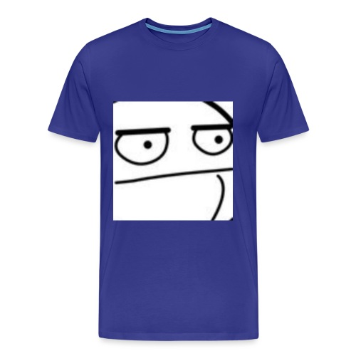 CptLvl jpg - Men's Premium T-Shirt