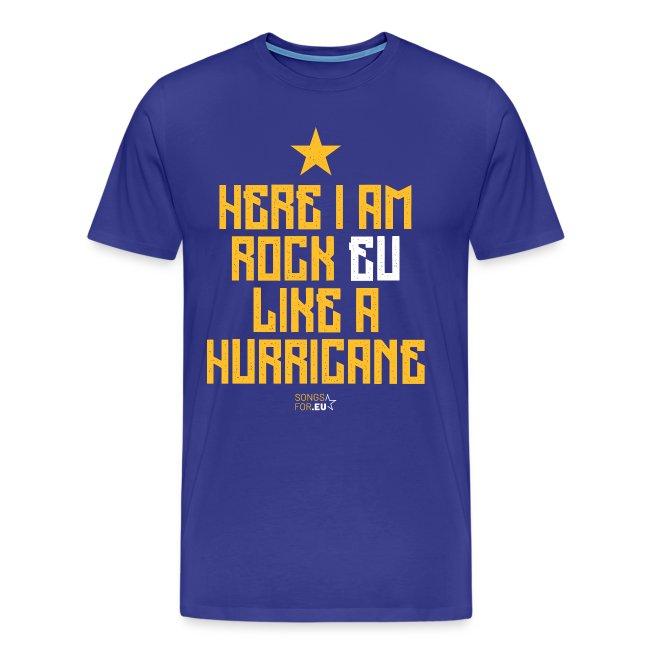 Rock EU like a Hurricane | SongsFor.EU