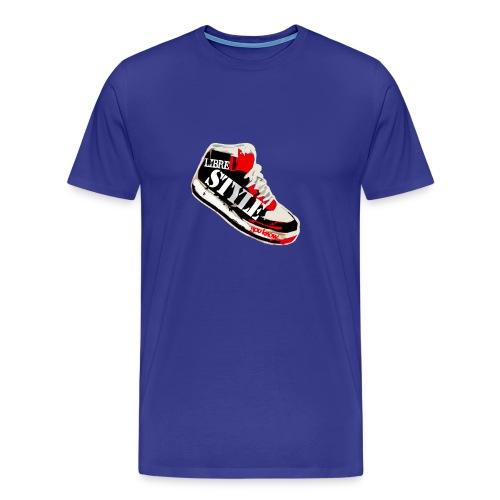 LS ROUGE png - T-shirt Premium Homme