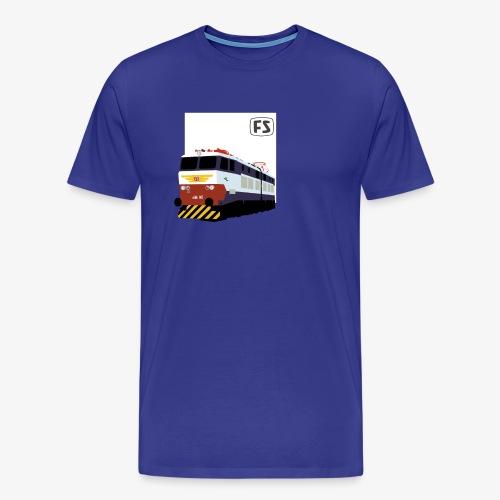 FS E 656 Caimano - Maglietta Premium da uomo