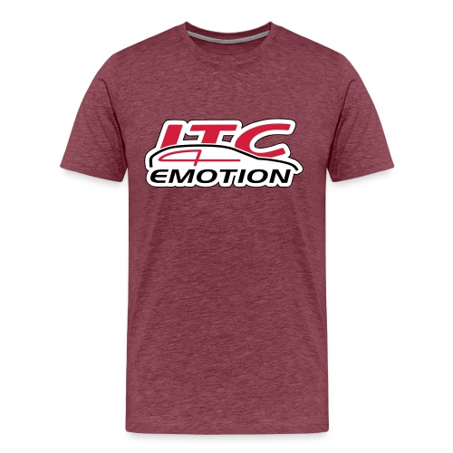 ITC 4 EMOTION Vett - Maglietta Premium da uomo