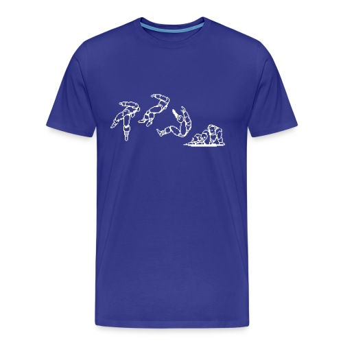 Retro Sprites - Men's Premium T-Shirt
