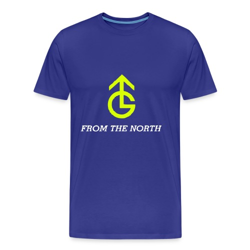 from the north - Men's Premium T-Shirt