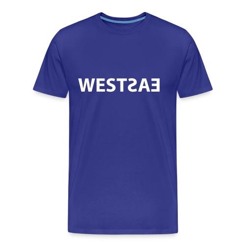 East meets West - Mannen Premium T-shirt