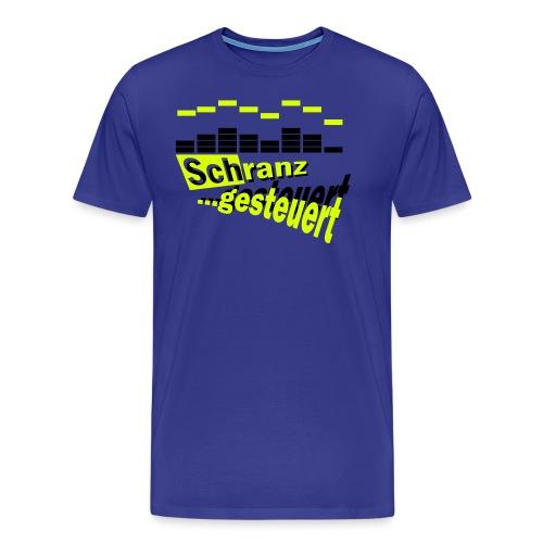 equalizer schranz - Männer Premium T-Shirt