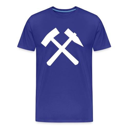 RVB - Schlägel + Eisen - Männer Premium T-Shirt