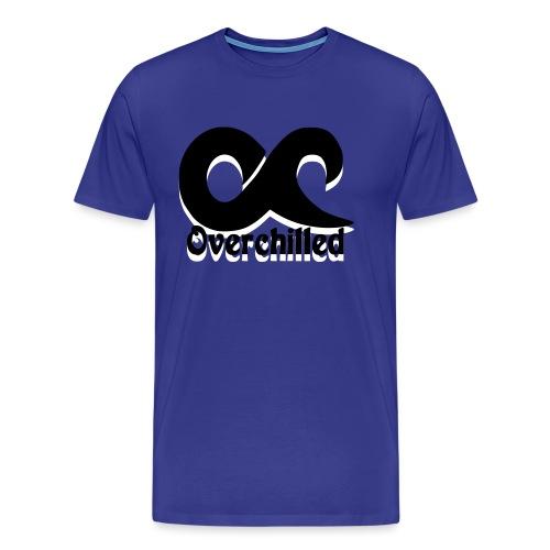 overchilledlogo - Männer Premium T-Shirt