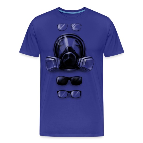 All I See Is Blue - Men's Premium T-Shirt