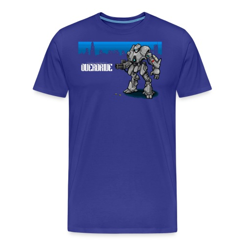overdrive png - Men's Premium T-Shirt