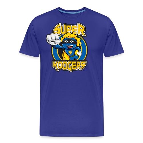 superkooger kleur - Mannen Premium T-shirt