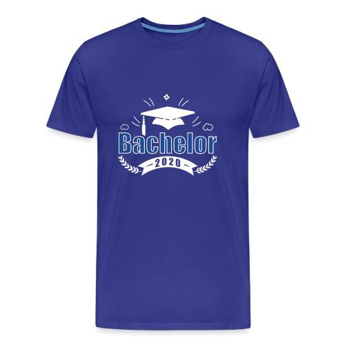 Bachelorabschluss Bachelor 2020 - Studiumabschluss - Männer Premium T-Shirt