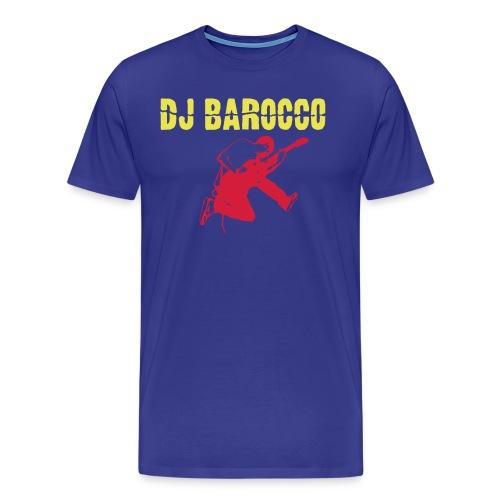 DJ Barocco - Maglietta Premium da uomo