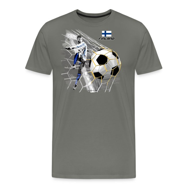 GP22F-05 FINLAND FOOTBALL PRODUCTS - Tuotteet