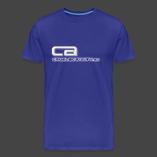 CruelActivity - The Liveact - Logo - Männer Premium T-Shirt