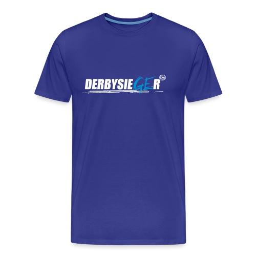 Derbysieger17_2farbig - Männer Premium T-Shirt