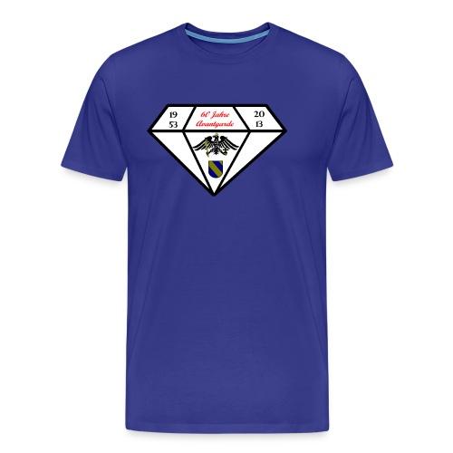 60jahre - Männer Premium T-Shirt