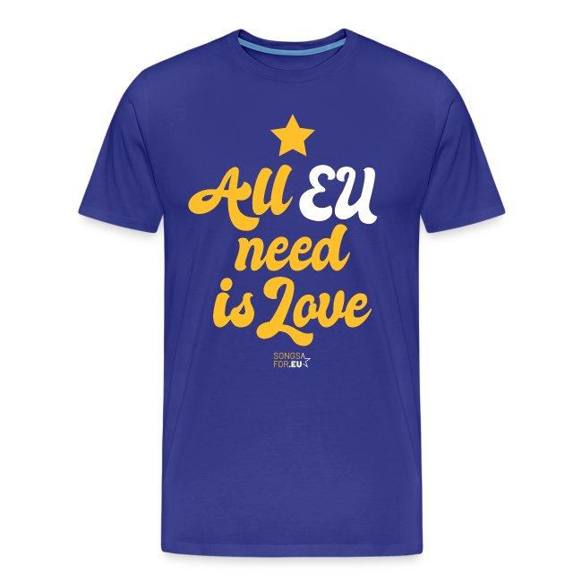 All EU needs is Love | SongsFor.EU