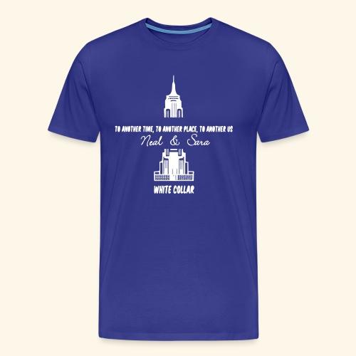 Neal Sara - Men's Premium T-Shirt
