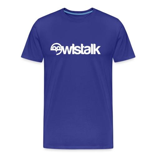 OWLSTALK SWFC FORUMS LOGO - Men's Premium T-Shirt
