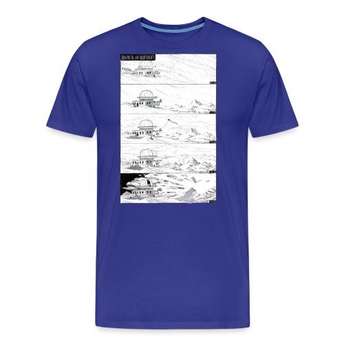 observatory - Men's Premium T-Shirt
