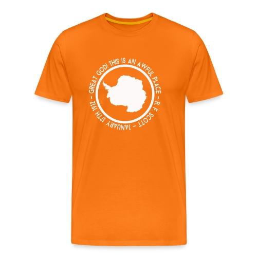 Great God! - Men's Premium T-Shirt