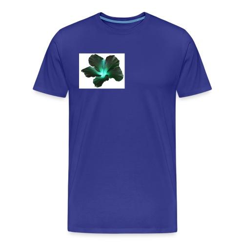 seegrün - Männer Premium T-Shirt