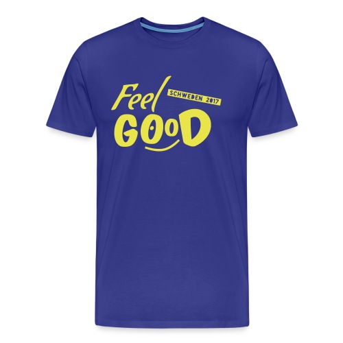 Schweden 2017 feel god - Männer Premium T-Shirt