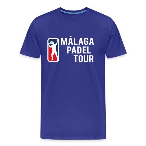 Málaga Padel Tour - Camiseta premium hombre