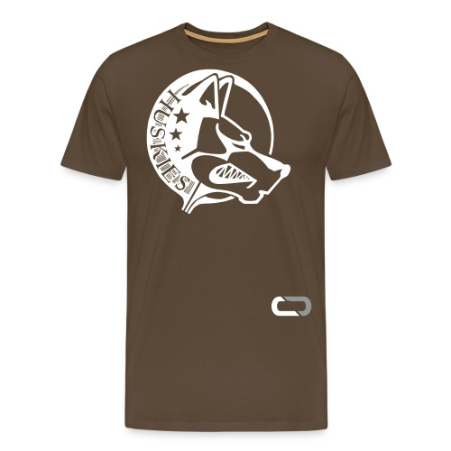 CORED Emblem - Men's Premium T-Shirt
