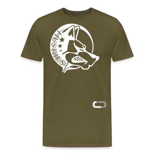 CORED Emblem - Men's Premium T-Shirt