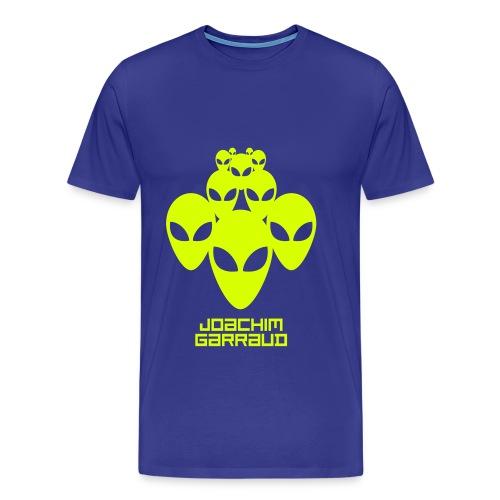 Joachim Garraud Masks - T-shirt Premium Homme