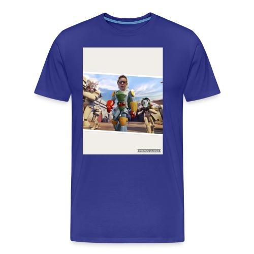 8382C889 E255 4730 8ADF 76FDEDF4B5FE - Mannen Premium T-shirt