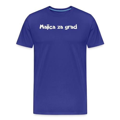 majica grad2 - Men's Premium T-Shirt