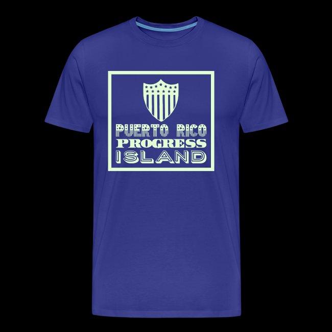 PUERTO RICO PROGRESS ISLAND