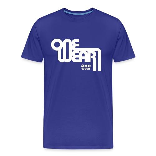 one wear bang - Männer Premium T-Shirt