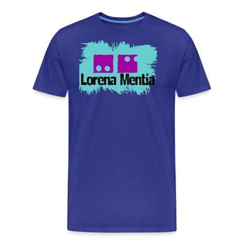 Lorena Mentía - Camiseta premium hombre