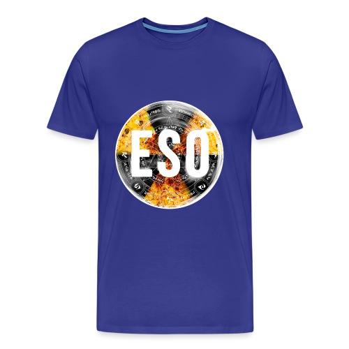 eso logo for tshirtspinbw png - Men's Premium T-Shirt