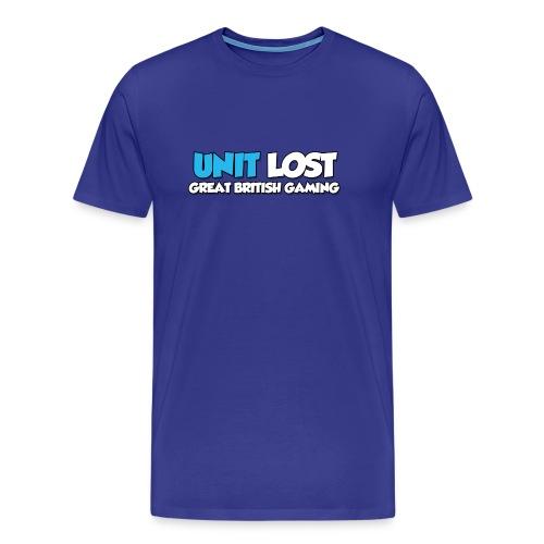 Large Logo png - Men's Premium T-Shirt