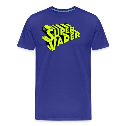 super vader - Mannen Premium T-shirt