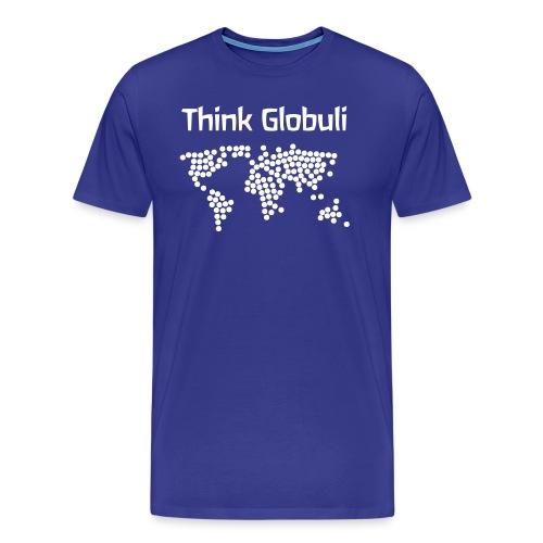 Think Globuli - Männer Premium T-Shirt