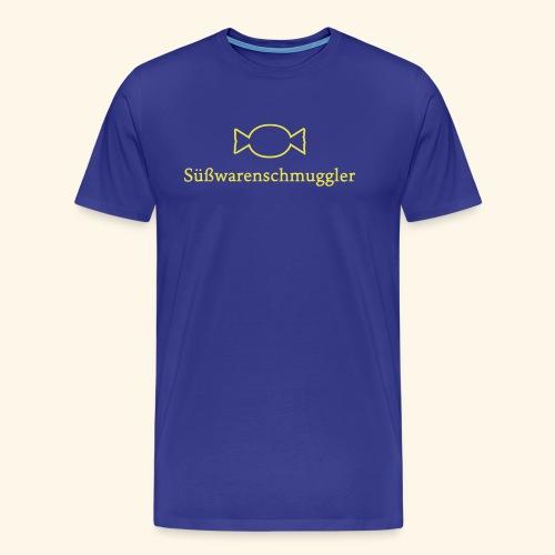 Süßwarenschmuggler - Männer Premium T-Shirt
