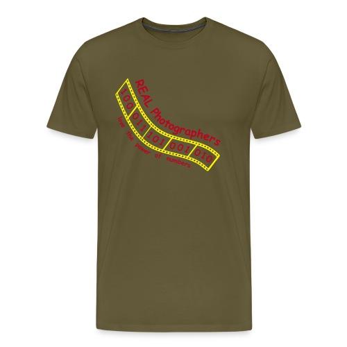 Real Photographer(Digital) - Men's Premium T-Shirt