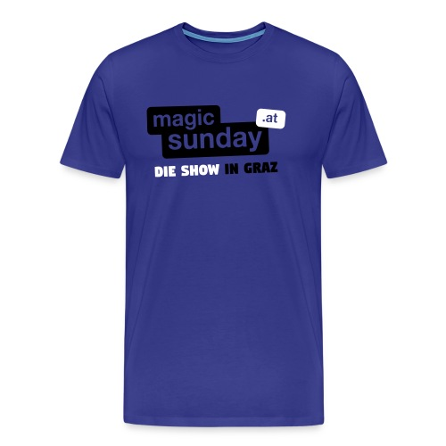 Magic Sunday Graz - Männer Premium T-Shirt
