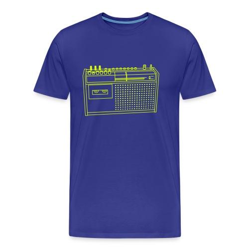 Rekorder R160 - Männer Premium T-Shirt