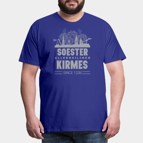 GHB Westfalen Soester Allerheiligenkirmes 81120174 - Männer Premium T-Shirt